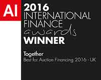 International Finance Awards 2016 Auction Fiance
