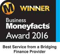 Business Moneyfacts Award 2016 Bridging Finance