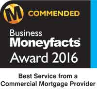 Business Moneyfacts Award 2016 Commercial Mortgage